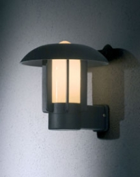 Heimdal Matt Black Wall Light 401-752