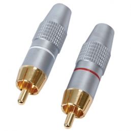 HIGH END RCA AUDIO LIITTIMET (2x)  HQS-SCC002